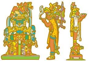 Mayan Group 2