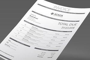 Line Invoices