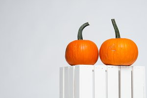 simple pretty pumpkins