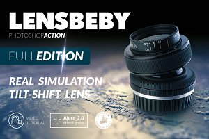 Lensbeby | Full Edition