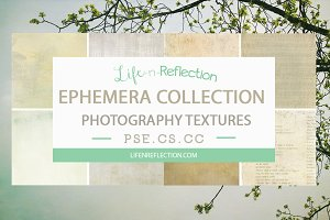 Ephemera Texture Collection Vol 1