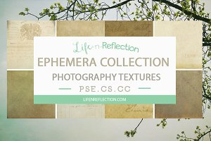 Ephemera Texture Collection Vol 2