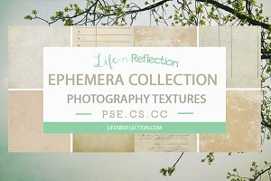 Ephemera Texture Collection Vol 4