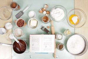 kitchen table ingredients