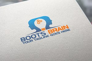 Brain | Neurology | Logo Template