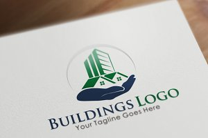 Building | Logo Template