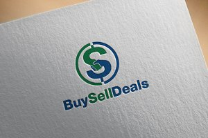 Deals | Buy-Sell | Logo Template