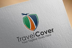 Travel Cover | Logo Template