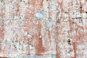cracked concrete vintage wall