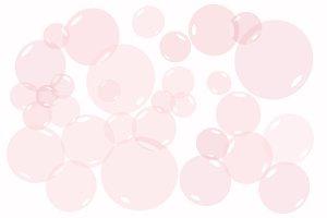 Pink Bubbles Clip Art