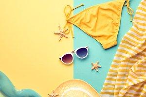 Fashion Summer  Beach Outfit
