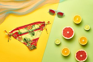 Fashion Summer  Beach Outfit