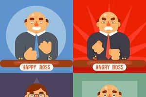 Adult Boss