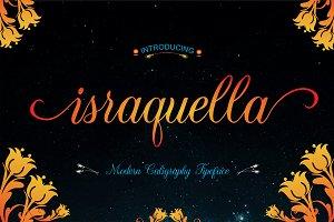 Israquella Script 30% OFF