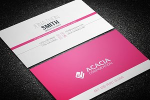 Noon Business Card