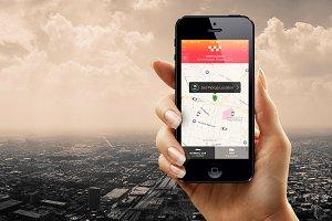 Taxi App Template