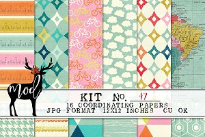 Background Papers Kit 47