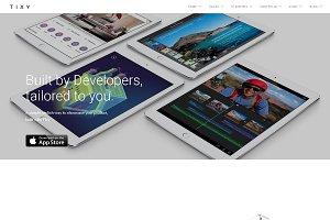 Premium Multipurpose Landing Page
