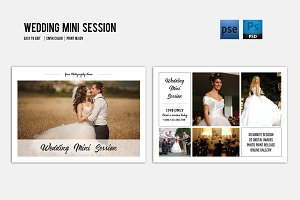 Wedding Photography Marketing -V353