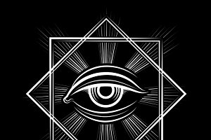 Eye of Providence masonic symbol