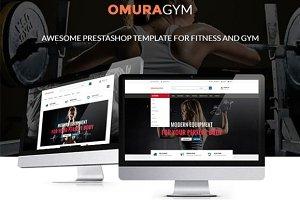 Leo Omuragym Responsive Prestashop