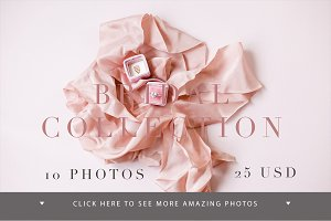 Bridal collection - 10 stock photos