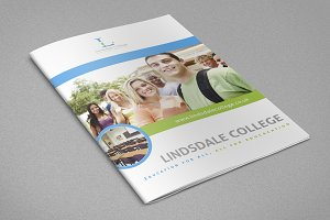 Educational Brochure Template Vol.2
