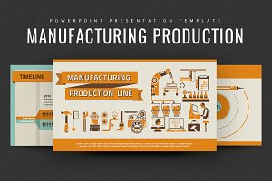 Manufacturing Production PPT
