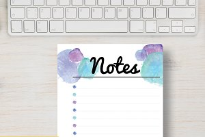 Notes Printable - Personal Size