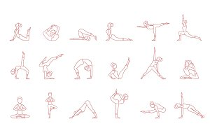 Yoga, sport and aerobic exercise