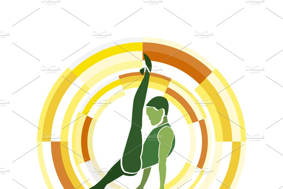 Sports disciplines illustrations in Illustrations - product preview 1