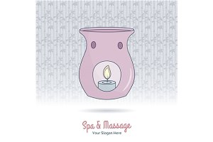 Thai massage and SPA design