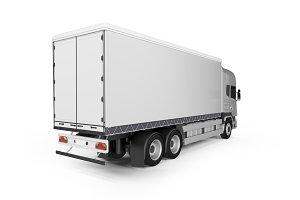 Big Truck Background