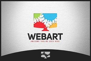 Webart I Logo