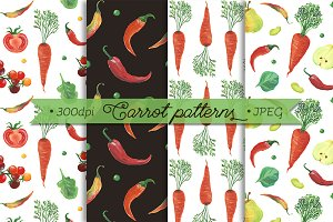 Carrot patterns