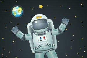 Cosmonaut Realistic