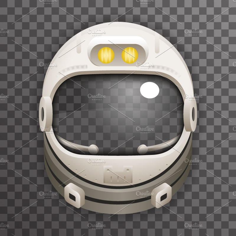 Realistic Helmet ~ Icons ~ Creative Market