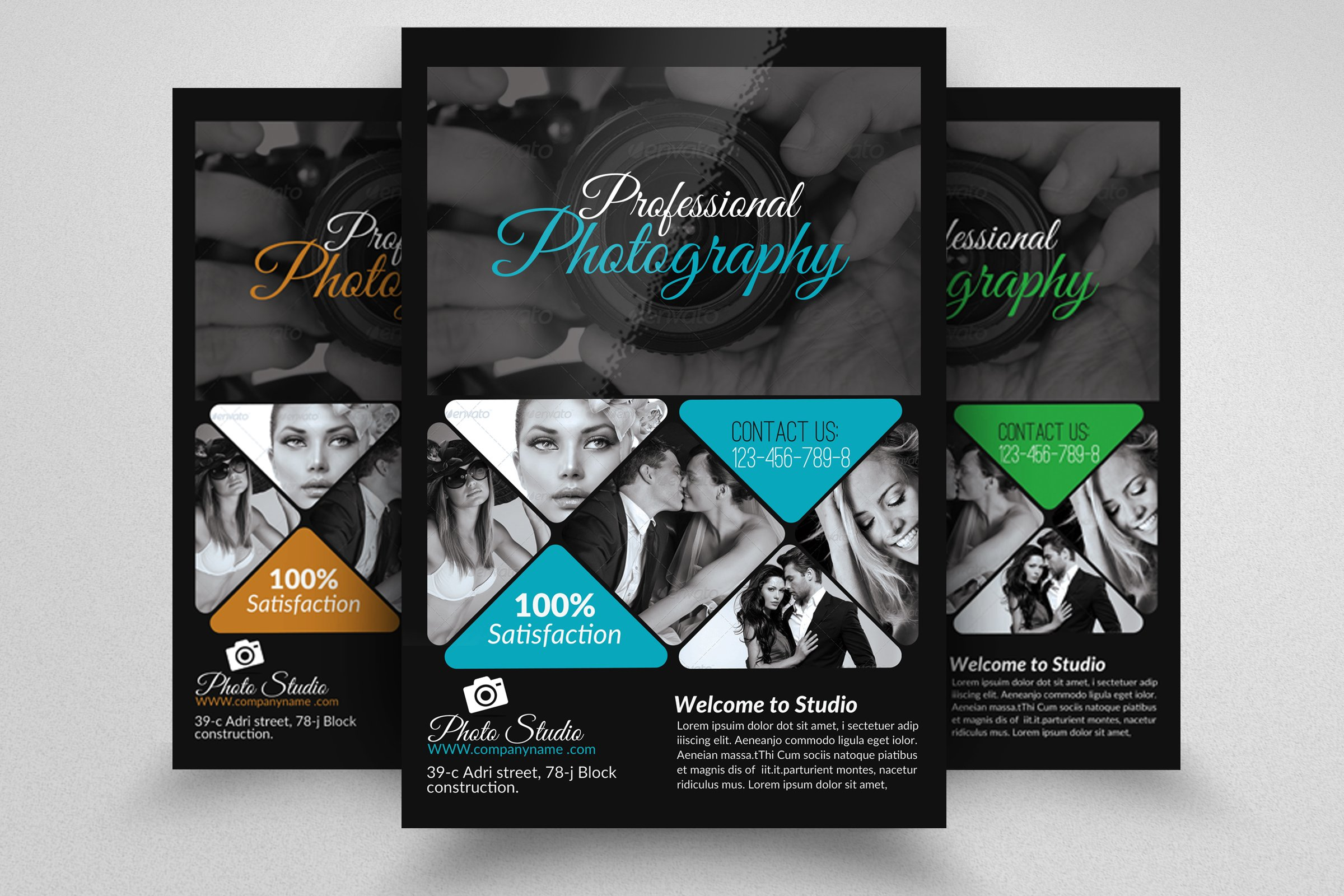 Professional Brochure Design Ideas