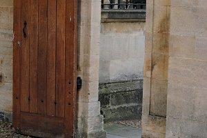 Rustic Doorway
