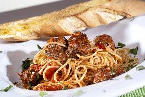 espagueti bolognese