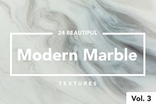 Modern Marble Ink Textures Vol. 3