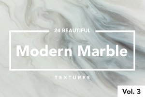 Modern Marble Ink Textures Vol. 3