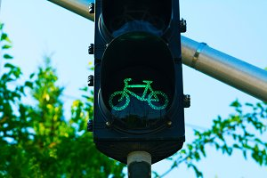 Green Bike Means Go