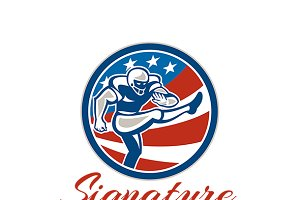 Signature American Football Apparel