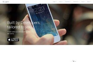 App Landing Multipurpose Page