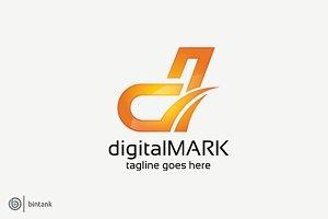 Digimark - Letter D Logo