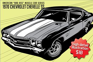 American Muscle Car - Chevrolet SS