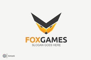 Fox Game Logo