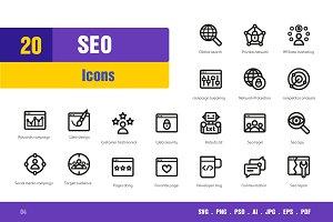 Seo Icons #4