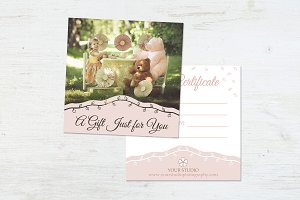 Gift Certificate | Tender Touch